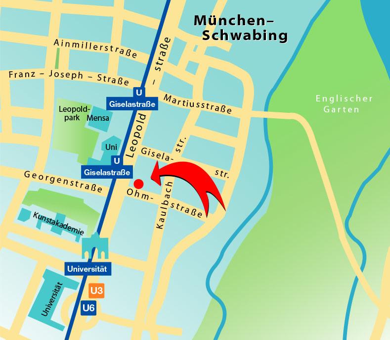 Privatpraxis für Psychotherapie München-Schwabing